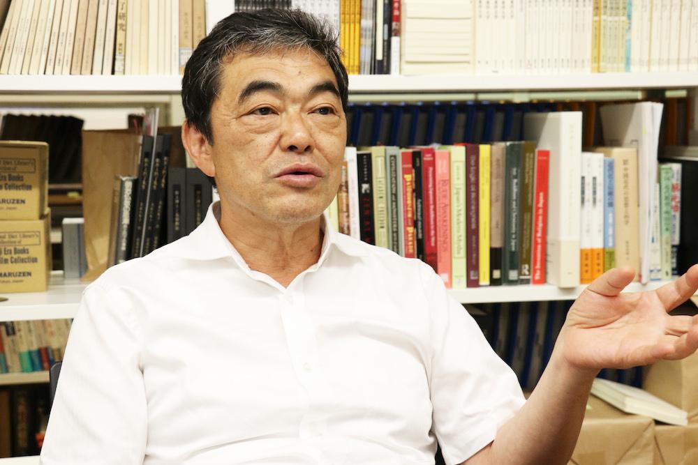 三浦節夫先生の写真