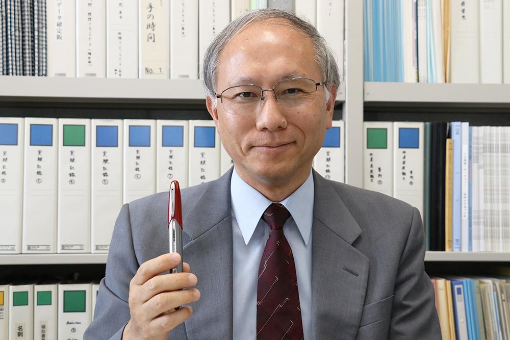 川口英夫先生とデジタルペン