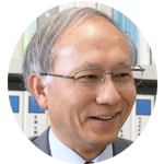 川口英夫先生の写真