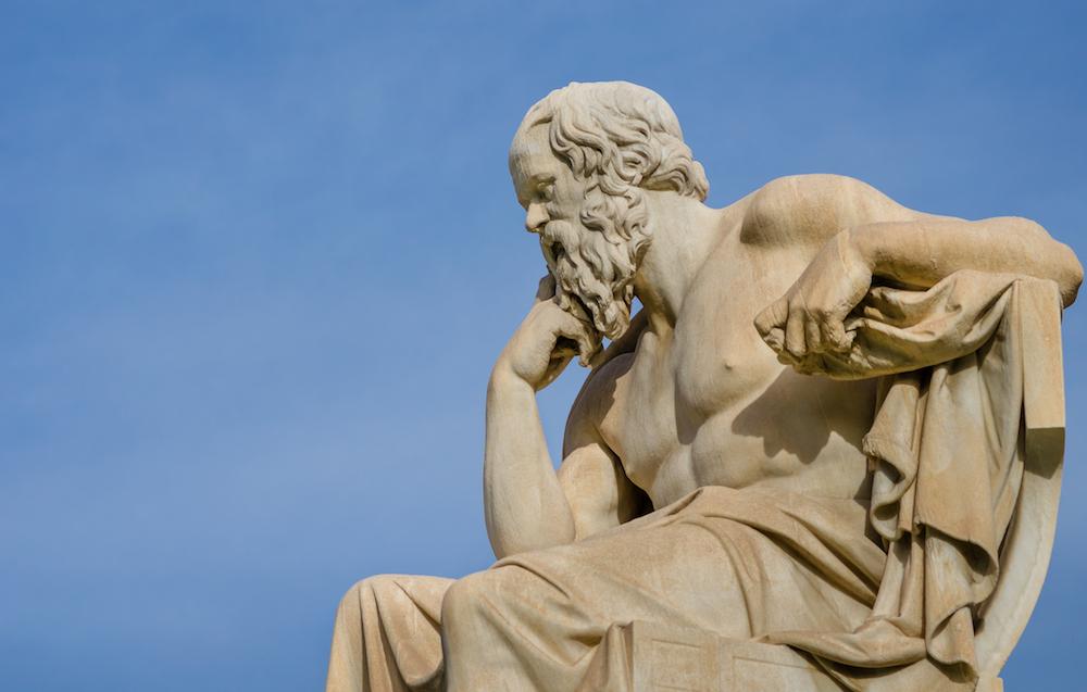 無知の知」とは?大学教授がソクラテス哲学をわかりやすく解説【四聖を ...